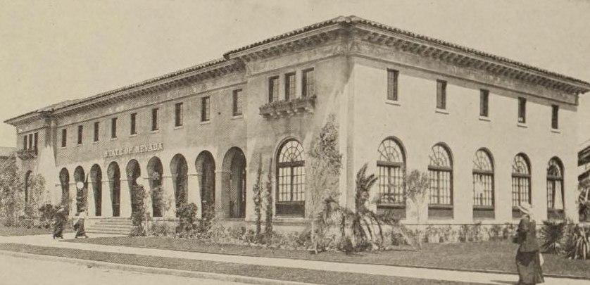 NevadaStateBuildingPanamaCaliforniaExpo1915