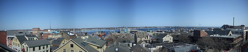New Bedford pano