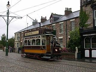 Newcastle Corporation Tramways