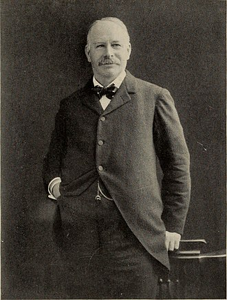 Henry Melville Whitney - Whitney around 1900