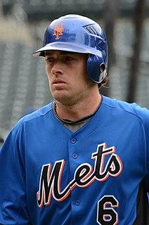 Nick Evans (baseball) American baseball player