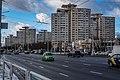Niezaliežnasci avenue near Uschod metro station (Minsk) 2.jpg