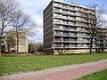 Nijmegen Dukenburg, hoogbouw Malvert.JPG