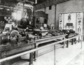 Nikola Tesla's personal exhibit at the 1893 Chicago World's Columbian Exposition Fair.png