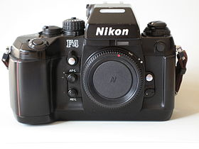 Image illustrative de l'article Nikon F4