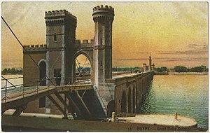 Delta Barrage - Nile Barrage