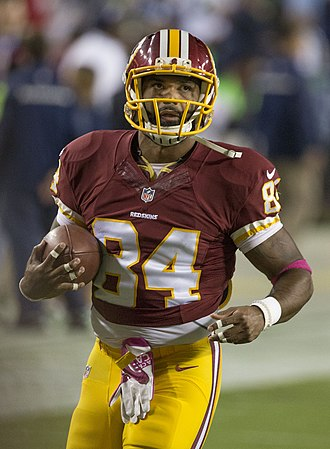 Niles Paul - Paul with the Washington Redskins in 2014