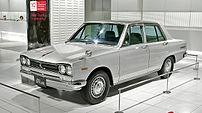 Nissan Skyline C10 Sedan 1500 Deluxe