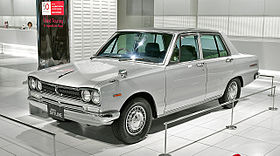 Nissan Skyline C10 001