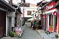 Nje rrugice tipike e qytetit te Prizrenit.jpg