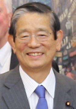 Nobutaka Machimura April 2015.jpg
