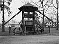 Norfleet Plantation, Cotton Press, Albermarle Street (moved from Norfleet Plantation), Tarboro (Edgecombe County, North Carolina).jpg