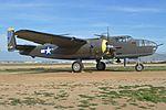 North American B-25J Mitchell '431032' (N3174G) (26410925444).jpg