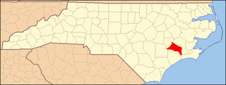 National Register of Historic Places listings in Jones County, North Carolina Wikimedia list article