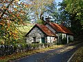 North Lodge in the autumn - geograph.org.uk - 1553142.jpg
