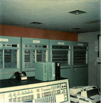 North Truro Air Force Station - Image: North Turro AFS BUIC III c. 1973