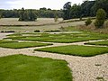Northington Grange geometric lawn - geograph.org.uk - 416953.jpg