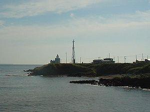 Cape Nosappu - Image: Nosappu cape lighthouse