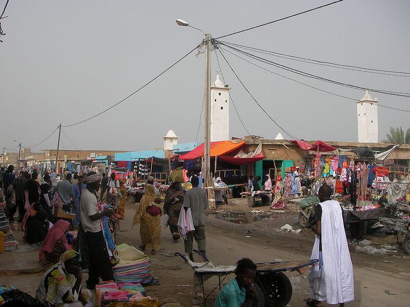 Rue du Marché, Nouakchott