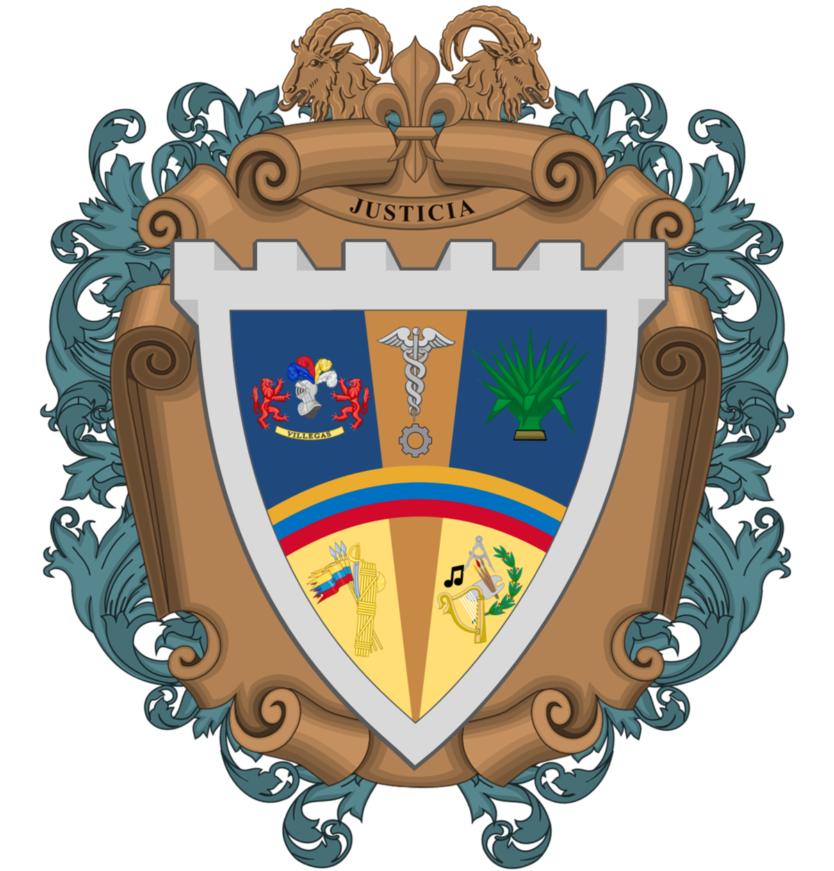 File Nueva Segovia De Barquisimeto Coat Of Arms Png Wikimedia Commons
