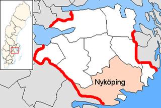 Nyköping Municipality Municipality in Södermanland County, Sweden