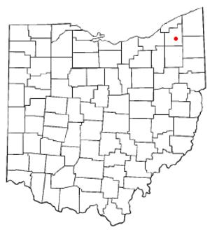 Burton, Ohio