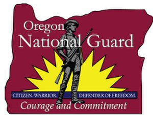 Oregon Military Department - Image: ONG logo