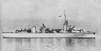 Battle of Danzig Bay - Polish minelayer ORP Gryf