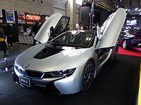 OSAKA AUTO MESSE 2015 (105) - BMW i8.JPG