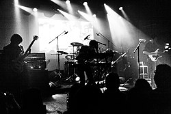 Obsidian Kingdom at Music Hall, Barcelona, December 2012.jpeg