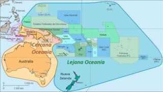 Oceanía Wikipedia La Enciclopedia Libre