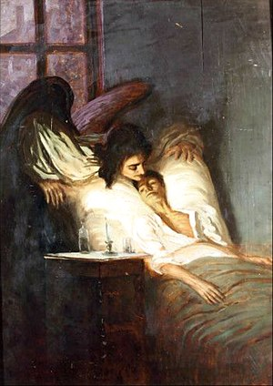 Octavian Smigelschi - Image: Octavian Smigelschi Îngerul morții