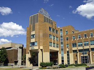 University of Windsor - Faculty of Business, Odette Building.