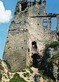 Odrzykon castle 10.5.1999.jpg