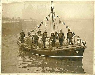 41ft <i>Watson</i>-class lifeboat
