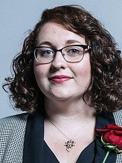 Danielle Rowley British Labour politician