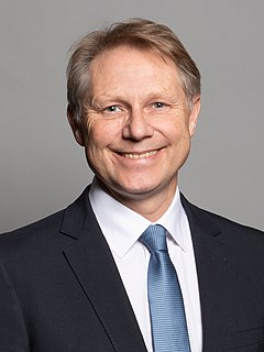 David Morris (Conservative politician) British politician
