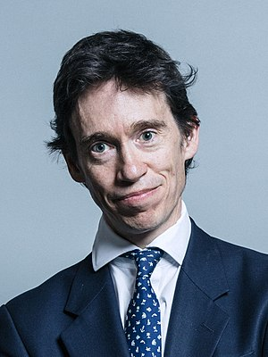 Rory Stewart - Image: Official portrait of Rory Stewart crop 2