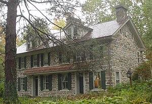 Swarthmore, Pennsylvania - The Ogden House