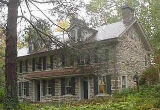 Swarthmore, Pennsylvania - The Ogden House