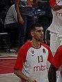 Ognjen Dobrić 13 KK Crvena zvezda EuroLeague 20191010 (3).jpg