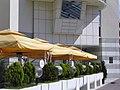 Ogródek przy hotelu Sheraton - panoramio.jpg