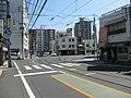 Okayama Electric Tramway Chunagon Tram Stop - panoramio (1).jpg
