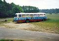Okolice Czestochowy, maj 1992r Bar Bus.jpg