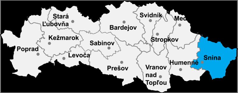 Salon de discussion publique 2012 - Page 27 800px-Okres_snina