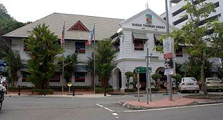 Tourist information centre for Sabah and Kota Kinabalu