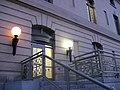 Old US Post Office, Lander, WY (North Entrance).JPG