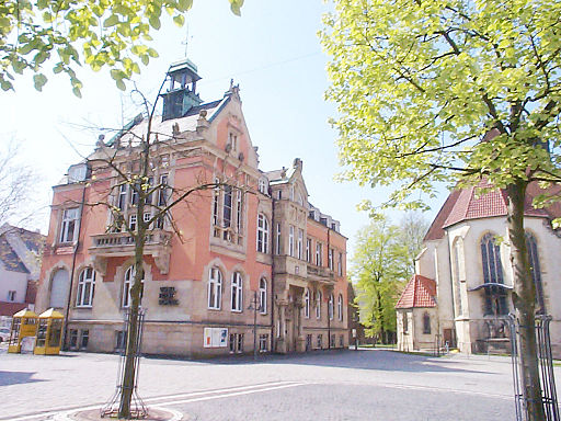 Old town hall ahlen