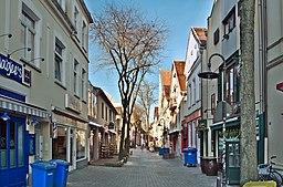 Wallstraße in Oldenburg