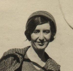 Olga Tufnell - Tufnell c. 1958
